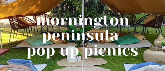 Mornington Peninsula Pop Up Picnic